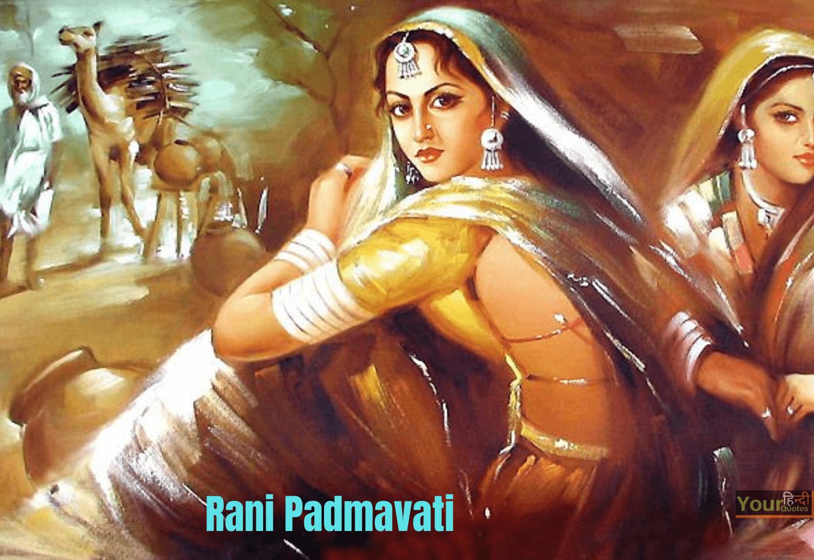 Rani Padmavati Picture