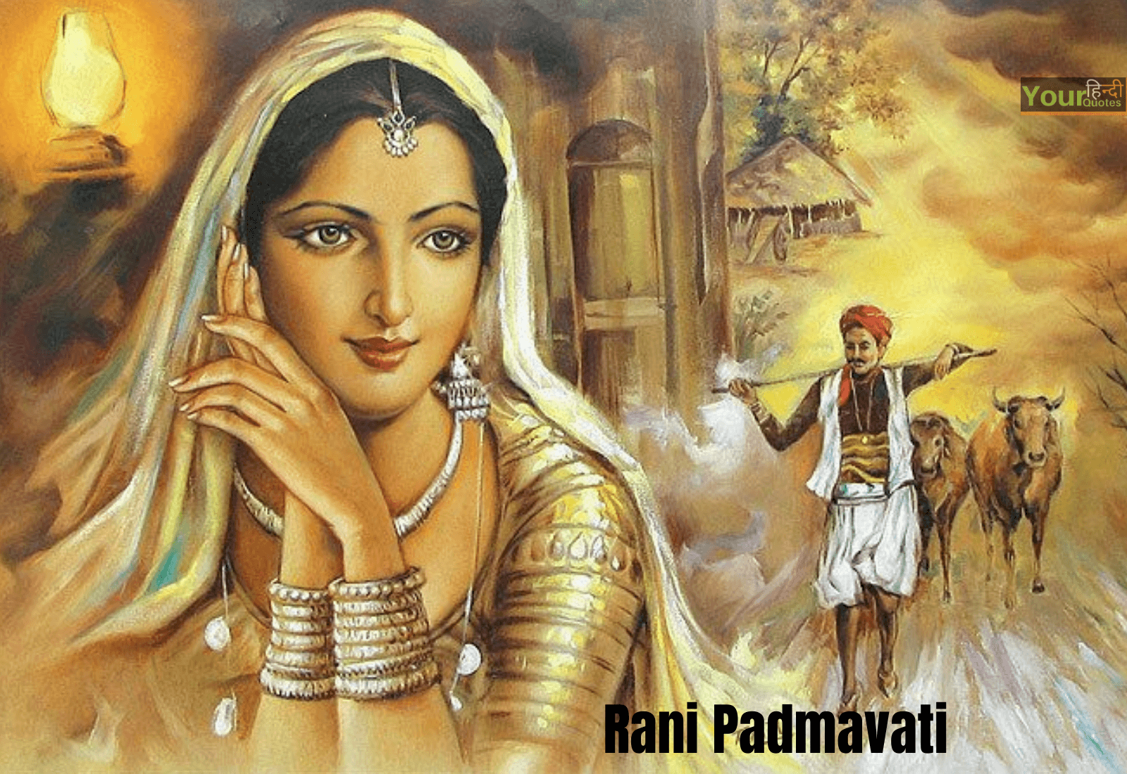 Rani Padmavati Walpaper
