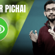 Sundar Pichai Biography in Hindi