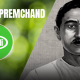 Munshi Premchand Image