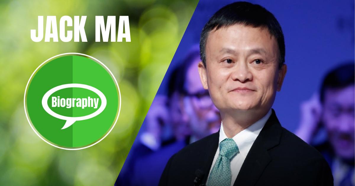 Jack Ma's Biography in Hindi