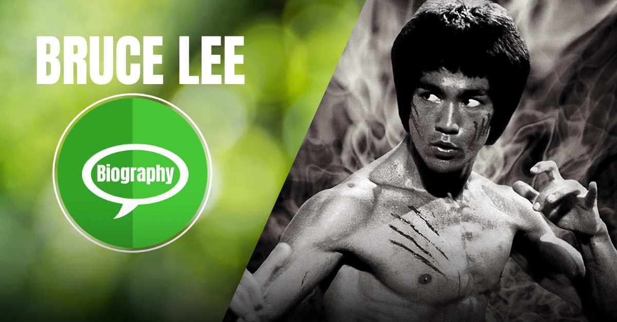 Bruce Lee Biography in Hindi