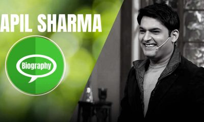 Kapil Sharma Biography in Hindi