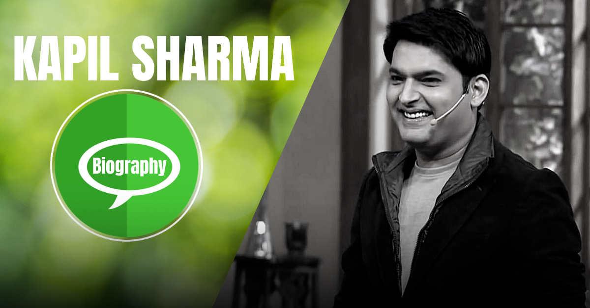 Kapil Sharma Biography in Hindi