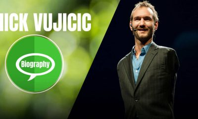 Nick Vujicic Biography In Hindi