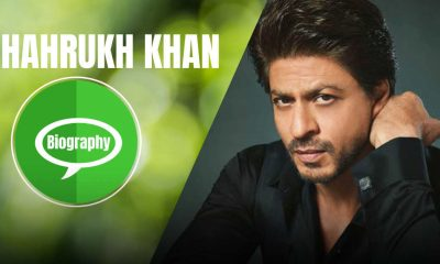 Shahrukh Khan Biography In Hindi