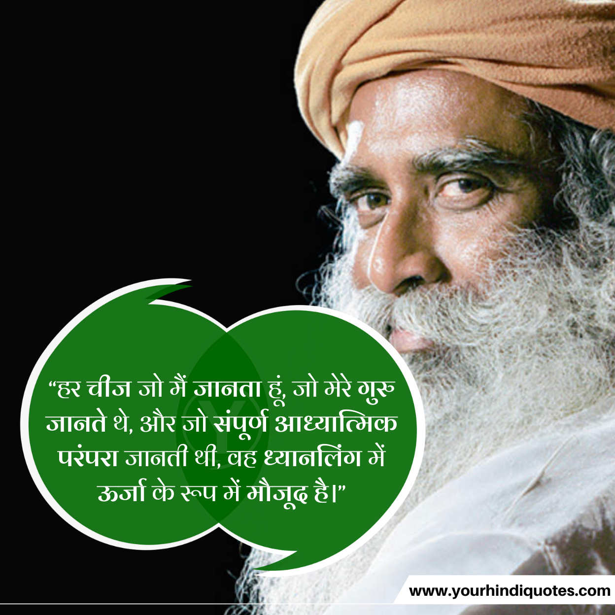 Sadhguru Hindi Quotes Pics