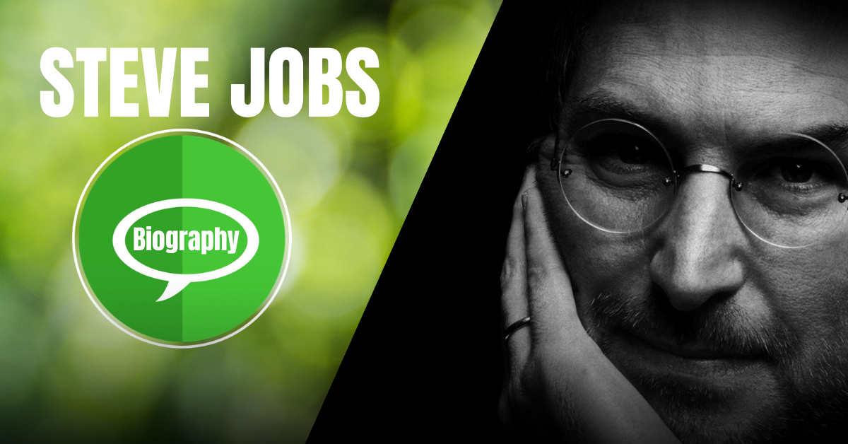 Steve Jobs Biography in Hindi