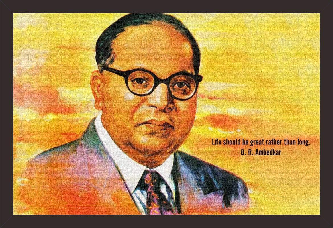 Dr. Bhim Rao Ambedkar Picture