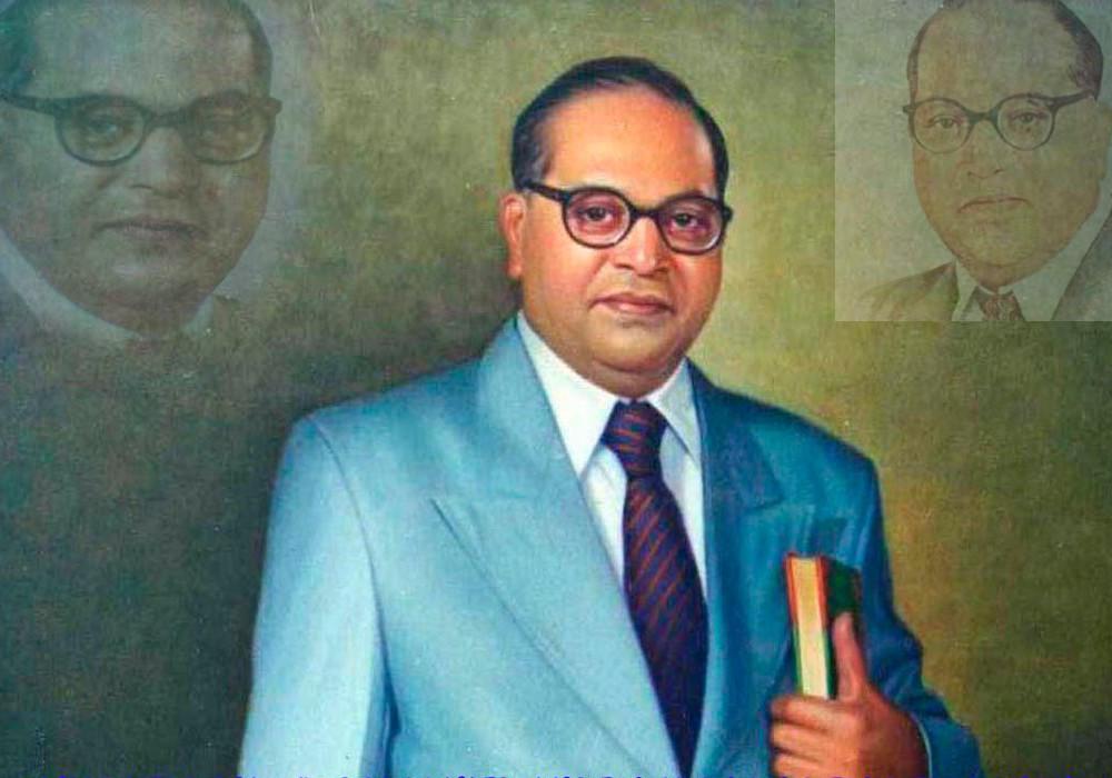 Dr. Bhim Rao Ambedkar Photo