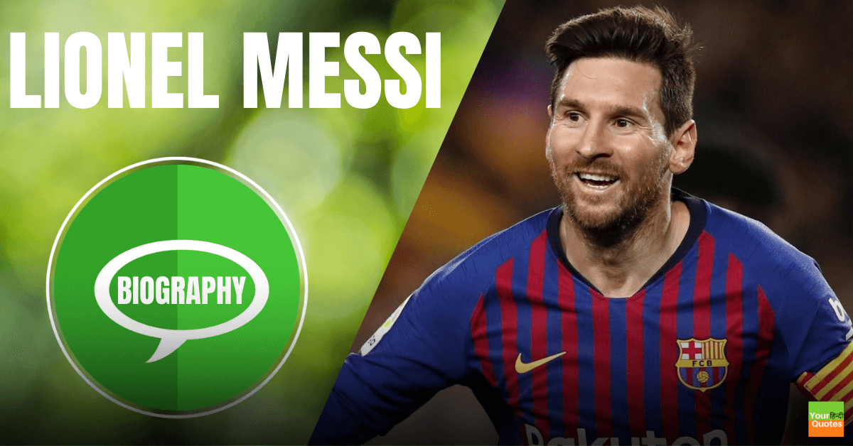 Lionel Messi Biography In Hindi