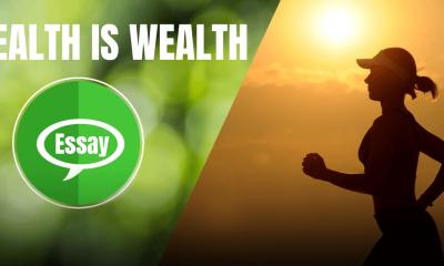Health is Wealth Essay In Hindi: स्वास्थ्य ही सच्चा धन पर निबंध हिंदी में....!