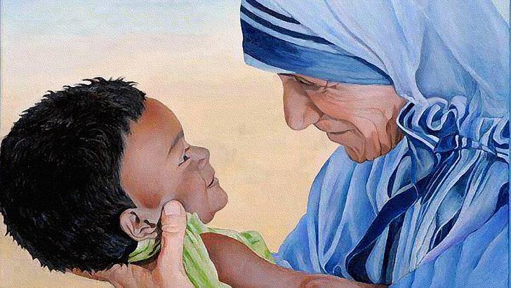 mother teresa image