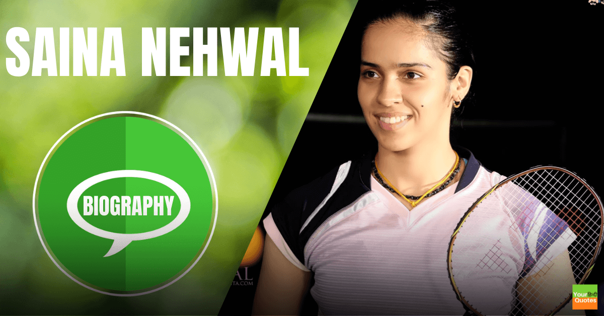 Saina Nehwal Biography In Hindi