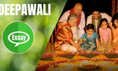 Deepawali Essay in Hindi