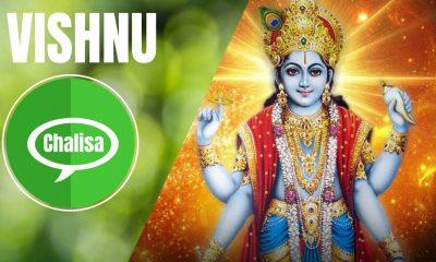 Vishnu Chalisa in Hindi